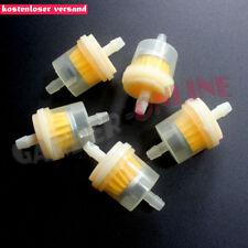 5x Kraftstofffilter Benzinfilter 6mm für BAOTIAN BT49QT BENZHOU YY50QT REX RS 46