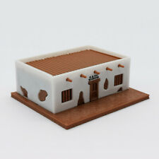 Outland Models Scenery Building Old West Jail 1:160 N Scale