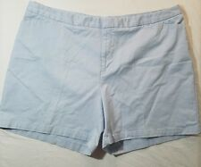 Womens Dockers Shorts~size:16w Color:blue Clothing, Shoes & Accessories