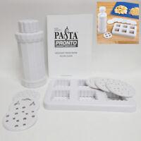 Fresh Pasta Maker Roller Machine Spaghetti Noodle Ravioli Cutter Kitchen Kit New