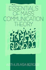 Essentials of Mass Communication Theory-ExLibrary