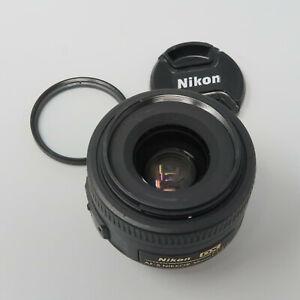 Nikon NIKKOR AF-S 35mm DX f/1.8 Prime Lens - SALE!