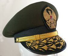 Indonesia Army TNI-AD Senior General Officer Visor Hat Size 57