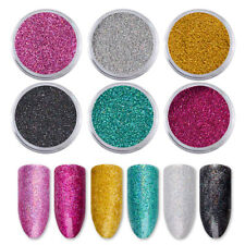 Fashion  Nail Art Tips Glitter Dust Powder Set Decoration Crafts DIY Beauty·Deco