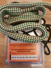 Hoppes .308 .30-30 .30-06 Rifle Bore Snake Cleaning Pullthrough
