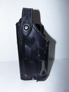 Safariland 6280-832 Level-2 LH Leather Duty Holster GLOCK 17 22 w Streamlight M3