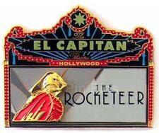 LE 300 Rocketeer El Capitan Marquee Surprise Disney DSF DSSH Pin