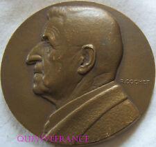 MED6011 - MEDAILLE CHABAURY & Cie BLANCS DE ZINC DE MARSEILLE 1945 par COCHET