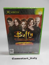 BUFFY THE VAMPIRE SLAYER CHAOS BLEEDS (XBOX) NUOVO SIGILLATO NEW - PAL VERSION