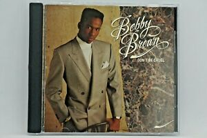 Bobby Brown - Don't Be Cruel  CD Album - Vintage 80's - New Edition