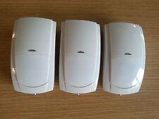Texecom ricochet GBD-0001 qd-w numérique sans fil quad pir pack de 3