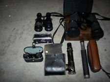 Vintage Bushnell Binoculars and Lot of other Binoculars And Stuff / Check It Out