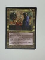 Corrosion - Magic the Gathering - Visions - MTG - Light Play -Red/Black (Common)