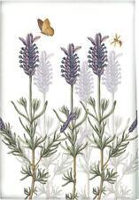 ROYAL BOTANIC GARDEN KEW Lavender COTTON TEA TOWEL Dishcloth