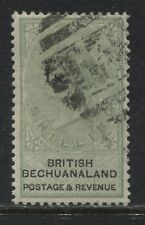 Bechuanaland QV 1888 overprinted 1/ used