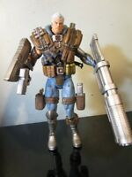 DIAMOND SELECT TOYS Marvel Select: Cable Action Figure loose~