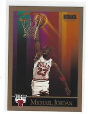 MICHAEL JORDAN 1990-91 Skybox Basketball NBA Trading Card #41 Chicago Bulls
