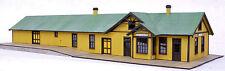 BANTA MODELWORKS CHAMA DEPOT HO HOn3 Model Railroad Unptd Structure Kit BM2098