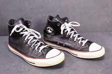 CB256 Converse All Star Classic Chucks High-Top Sneaker Gr. 39,5 Leder schwarz