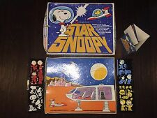 Star Snoopy Colorforms, Good Condition. Incomplete-but only missing 3 pieces!