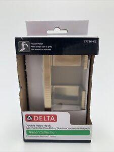 Delta 77736-CZ - Robe Hook Bathroom Hardware