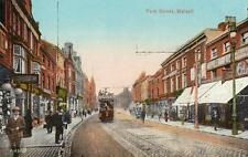 Park Street Walsall old pc used 1919  by W