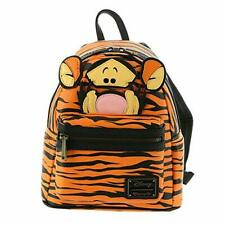 Loungefly Disney Winnie the Pooh Tigger Mini Faux Leather Backpack Bag WDBK0504