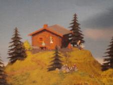 Faller H0 Berghütte im Blockhausstil Bausatz NEU