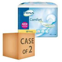 TENA Comfort Extra Case Saver 2 Packs Of 40 Incontinence 80 Pads 753040