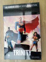 EAGLEMOSS DC COMICS GRAPHIC NOVEL #22 TRINITY NEW & SEALED BATMAN SUPERMAN