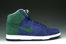 RARE NIKE DUNK HIGH PRO SB SEATTLE SEAHAWKS 11 DEEP ROYAL NOBLE GREEN 305050-402