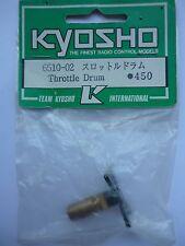 Genuine Kyosho parts 6510-02 Throttle tambour