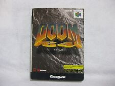 DOOM 64 Nintendo 64 Japan Video Games N64