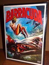 BARRACUDA DVD Harry Kerwin NUOVO SIGILLATO!!!