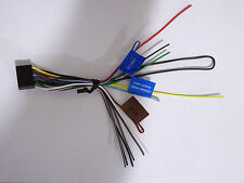 ORIGINAL KENWOOD KDC-220U WIRE HARNESS OEM W6