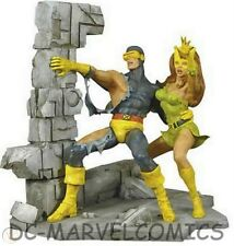 MILESTONES DEATH OF THE PHOENIX STATUE #423/3000 CYCLOPS & MARVEL GIRL Diorama