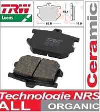 2 Plaquette de frein Arrière  TRW Lucas MCB68 Yamaha XS 1100 (2H9) 78-81