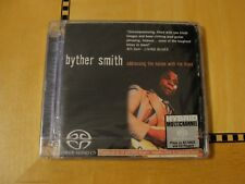 Byther Smith - Addressing The Nation Blues - Super Audio CD SACD Hybrid SEALED