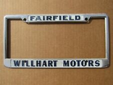 FAIRFIELD MANUFACTURING CO CARRIER 6210503