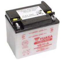 NEW 12V8AH 124CCA YUASA Motorcycle Battery YB7C-A