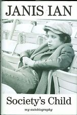 Janis Ian My Autobiography signed hardcover book autographed autograph
