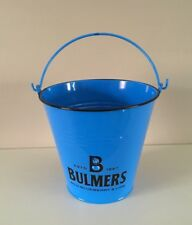 Bulmers Cider Metal Pub Condiment Bucket / Plant Pot ?