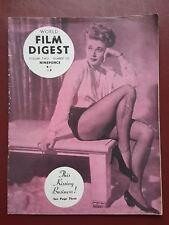 World Film Digest Vol.2 No.6 1947 Magazine #B1632