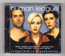 (IA69) Human League, Soundtrack To A Generation - 1996 CD