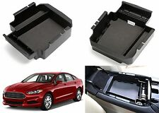 Center Console Storage Insert Tray For 2013-2016 Ford Fusion New Free Shipping