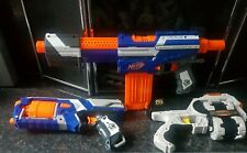Nerf gun alpha trooper and strong arms