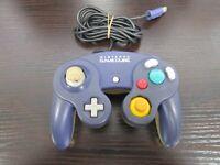 J210 Nintendo GameCube official Controller Clear Violet Japan GC x