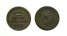 pci3223) Napoli Regno delle Due Sicilie Ferdinando II - 1/2 Tornese 1851