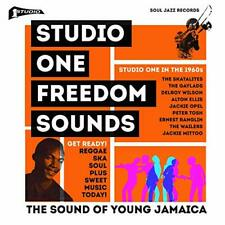 Studio One Freedom Sounds: Studio One In The 1960s [CD]