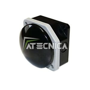 Botón De Emergencia Na Negro D90 Automatización Puertas Giovenzana PG8M9W10